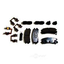 Disc Brake Pad Set-FWD Rear Autopartsource MF383K
