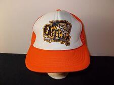 VTG-1980s Outlaw Gambling Guns Dice Old West Jesse James Cowboy hat sku25