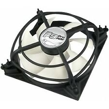 Arctic Cooling F9 Pro PWM Case Fan 92mm Silent Black White 6y WTY