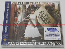 RIGHT LIGHT RISE Kanon Wakeshima Limited Edition DanMachi Familia Myth CD DVD