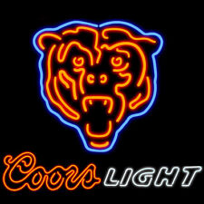 """Coors Light Chicago Shopping mall sign cafe neon decoration neon 19 """""""