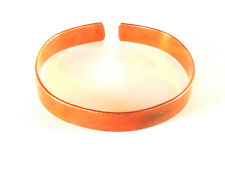 Copper Bracelete For Health And Arthritis Therapy Unisex NOS Hand Made No 5 Gold
