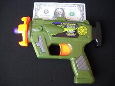 BuzzBee Ultimate Snipe Blast A System Soft Dart Toy Gun Pistol, Free Ship!
