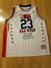 RARE Michael Jordan Final All Star Game Jersey (1 of 23) (Size 60)