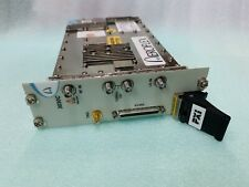 Aeroflex Cobham Test Solutions 3030c Pxi Wideband Rf Digitizer Module Card