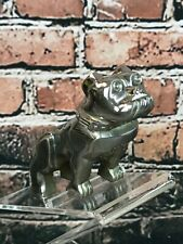 Vintage Mack Truck Hood Ornament Bulldog Patent 87931 Bull Dog Original Mascot