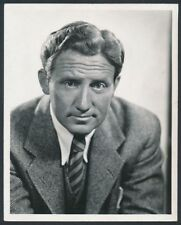 1930's Spencer Tracy, Double Weight Studio Photo (MGM by Clarence Bull)