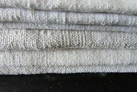 Antique French Job Lot 4 Chanvre Linen Torchons Towels w/Hanging Tags c1800s