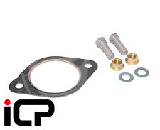 "2.5"" Rear Exhaust Silencer Fitting Kit Fits: Subaru Impreza Forester Legacy WRX"