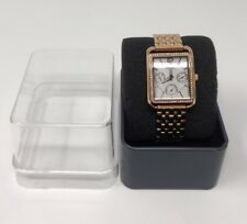 Relic By Fossil Addison Rose Gold-Tone Multifunction Women Watch