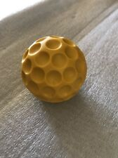 VW Mk1 Rabbit Scirocco KAMEI Golf Ball Shift Knob Cabriolet Caddy (yellow)