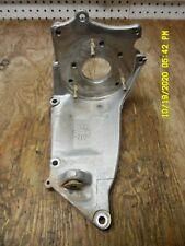 Jcb 165Hf Skid Loader Engine Fuel Injection Pump Mount 02/9000352