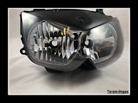 Optique de Phare pour Kawasaki Z750 / Z1000 / ER6F / Ninja 250 de 2003 à 2012