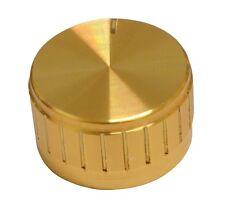 Bouton de potentiomètre pour axe 6mm - couleur or  - C2570