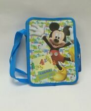 DISNEY MICKEY MOUSE CLUBHOUSE LUNCH BAG | COUNT WITH ME | GENUINE | UK DISPATCH