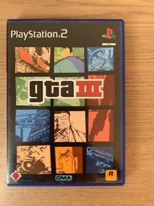 Grand Theft Auto 3 (GTA III) für die Sony Playstation 2/ PS 2