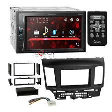 Pioneer USB BT Camera Input Stereo Dash Kit Harness for 07+ Mitsubishi Lancer