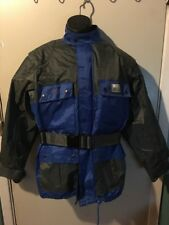 Mens Small MOTO LINE DIFI Armor Padded Motorcycle Jacket Racing - Shell Only
