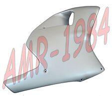 FIANCATA LATERALE DESTRA APRILIA RS 250 1997 VERNICIATA GRIGIO SILVER  AP8139078