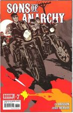 Sons of Anarchy TV Series Comic Book #7, Boom 2014 NEW UNREAD