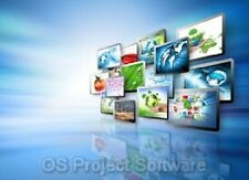 MULTI MEDIA CENTER MULTIMEDIA MOVIE TV ON YOUR PC FULL COMPLETE SOFTWARE PROGRAM