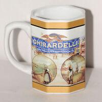 Ghirardelli Chocolate Shop Hot Cocoa Mug Coffee Tea Cup Legendary San Francisco