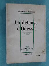 FRONT DE L EST -  LA DEFENSE D ODESSA