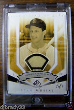STAN MUSIAL 2004 Legendary Cuts GAME WORN PANTS CARD 1/1