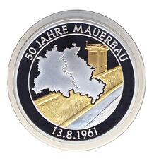DEUTSCHLAND - Deutsche Einheit - 50 Jahre MAUERBAU - ANSEHEN (12371/1361N)
