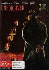 UNFORGIVEN : NEW DVD : Clint Eastwood