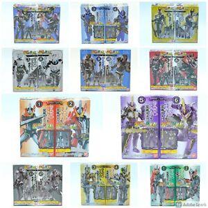 BANDAI SO-DO 1 SO-DO 2 Kamen Rider Saber Brave Dragon Lion Senki Rising Eden