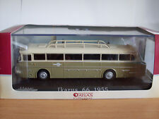 Ikarus 66 1955 Classic Coaches Bus Collection 1 72 Atlas Model Die Cast