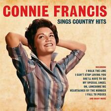 CONNIE FRANCIS - SINGS COUNTRY HITS (NEW SEALED 2CD)