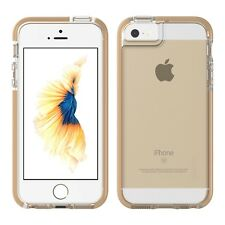 Gear4 Piccadilly Case for iPhone 5 / 5s & SE with D30 Impact Protection - Gold