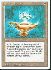 MAGIC THE GATHERING REVISED ARTIFACT ALADDIN'S LAMP