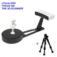 White Light Precision 0.1mm 700mm Desktop level 3D Scanner Fast Modeling Printer