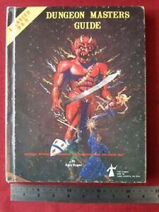 Dungeon Masters Guide, Very Early Edition 1979, Advanced Dungeons and Dragons