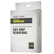 Wilson Baseball Softball Dry Grip Rosin Bag WTA674360