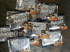 Scitec Nutrition (25 SAMPLE PACKETS) PROTEIN PANCAKE MIX White Chocolate Coconut