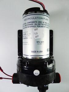 Elga Recirculation Water Pump PUMP-38109-N 24V Medica Pro & 7000 UK Seller (NEW)