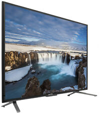 "Sceptre 55"" 4K Led Hd Tv Hdmi Audio Inputs Home Entertainment Quality Television"