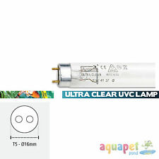 Arcadia Fish Pond Ultra Clear UV Replacement Regular Lamp 6w 225mm