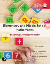 Elementary and Middle School Mathematics Teaching Developmentally 10E Karen Karp