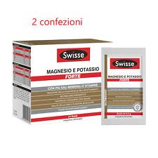 SWISSE MAGNESIO E POTASSIO FORTE ►PROMO BIPACK◄ 24+ 24 buste