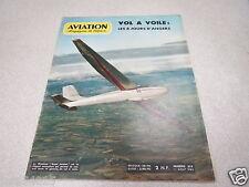 AVIATION MAGAZINE N° 352 1962 Pleumeur-Bodou Mondovision Pan Am Aéronautique*