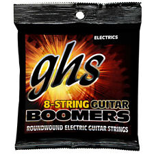 GHS Boomers Electric Guitar Strings GBH-8 8-string set 11-85