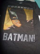 Batman '66 Na Na NaNa Mens Tee T-Shirt Black Adam West Classic Picture Men's Sm