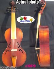 "SONG Brand maestro 6 string 16"" viola da gamba,viol, resonant,deep sound #10629"