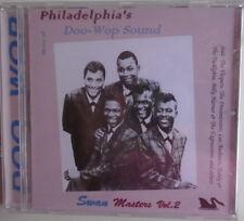 PHILADELPHIA'S DOO-WOP SOUND - CD - Swan Masters Vol. 2 -  BRAND  NEW