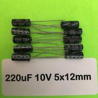 Article sp05 Below cost 50pz Electrolytic Capacitors 220uf 16v 85 °